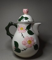 Antik Villeroy&Boch Wild-Rose tea kiöntő