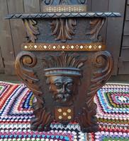 Régi, antik Sgabello reneszánsz szék