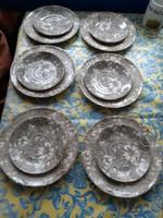 Angol porcelánok 2