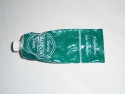 Retro BARBON borotvakrém borotva krém fém tubus - CAOLA gyártó - 1970-1980-as évekből