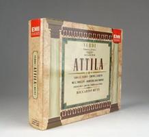0S434 Verdi : Attila CD 2 db