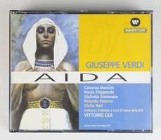 0S438 Verdi : Aida CD 2 db