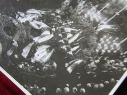 JELZ FOTÓ 1936 GYÁSZ TEMETKEZÉS GÖMBÖS MINISZTERELNÖK HORTHY PARLAMENT HOROGKERESZT KOSZORÚ RAVATAL