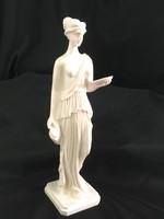 Görög női alak szobor