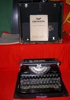 Continental táskaírógép