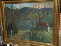 Németh László (1913 - ) - Parti út