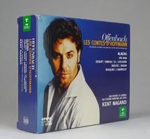 0S440 Offenbach : Les contes D'Hoffmann CD 3 db