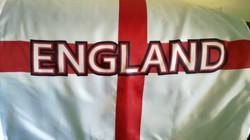 2 db Angol zászló együtt