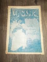 Herczeg Ferenc: Uj Idők 1909 újság (AA-02)