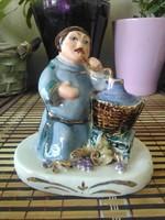 Italozó szerzetes