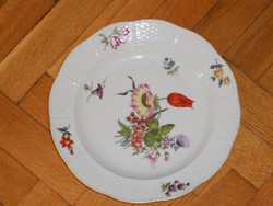 HERENDI-FISCHER tányér 1890-ből