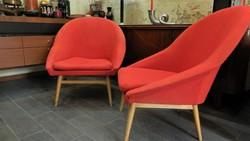 Retro / design fotel pár