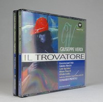 0S476 Verdi : Il trovatore CD 2 db