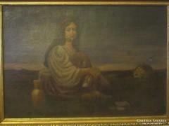 Krizsánné Csikós Antónia  virágok cserépben - Festmény  809cb252a5