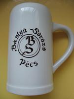 Zsolnay sörös korsó, PSP, Bástya söröző