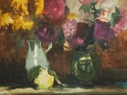 Zugor Sándor (1923-2002) : Csendélet