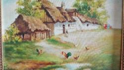 Vidéki udvarház