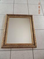 Régi képkeret tükörrel