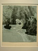 Kék Barlangban