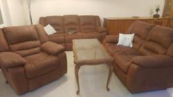 Luxus relax ülőgarnitúra