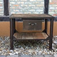 Loft desing asztal