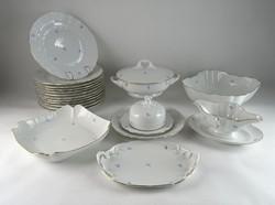 0S700 Herendi porcelán étkészlet 19 darab