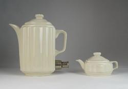 0S728 Régi Mirostowice lengyel porcelán vízforraló