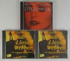 0S737 Andrew Lloyd Webber CD 3 db