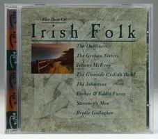 0S752 The Best Of Irish Folk CD
