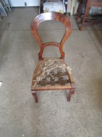 Biedermeier szék!
