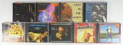0S759 Jazz CD csomag 9 db