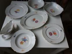 Bavaria porcelán étkészlet