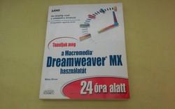 Tanuljuk meg a Dreamweaver haszálatát 2002
