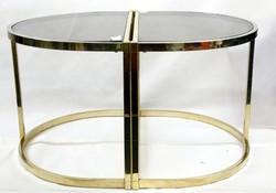 Réz lerakó asztal