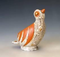 Gorka Lívia madár alakú tálka