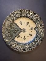 Eladó Fischer J Emma mintás tányér