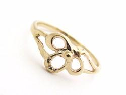 Arany gyermek gyűrű  (Szeg-Au66707)