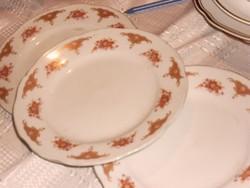 Szép régi kínai süteményes tányér  3 darab