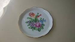 Herendi kis porcelán tálka
