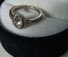 PANDORA Klasszikus Elegancia ezüst gyűrű