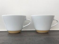 Nespresso kávéscsészék, Andrée és Olivia Putman dizájn, limitált széria