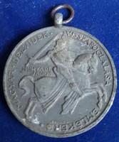 Magyar Délvidék Visszafoglalása Emlékére 1941 Berán Lajos 1882.VI.9-1943.I.5.mérete:36mm,anyaga:ón