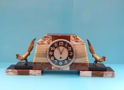 Art Deco óra az 1920-as évekből jó állapotban
