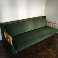 MA utoljára! - Kihúzható bársony kanapé