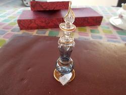 Régi parfum üveg