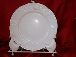 Ritka, 2 db Jaedicke tányér, a cég emblémájával jelzett