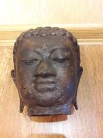 Khmer Buddha fej.