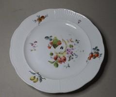 Antik Herendi lapos  tányér