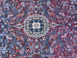 Perzsa szőnyeg.Gyapjú,kézi.Hibátlan.Gyönyörű.