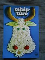 Tehéntúró plakát